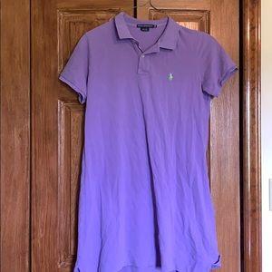 Ralph Lauren Polo style dress